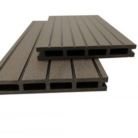 groove composite decking